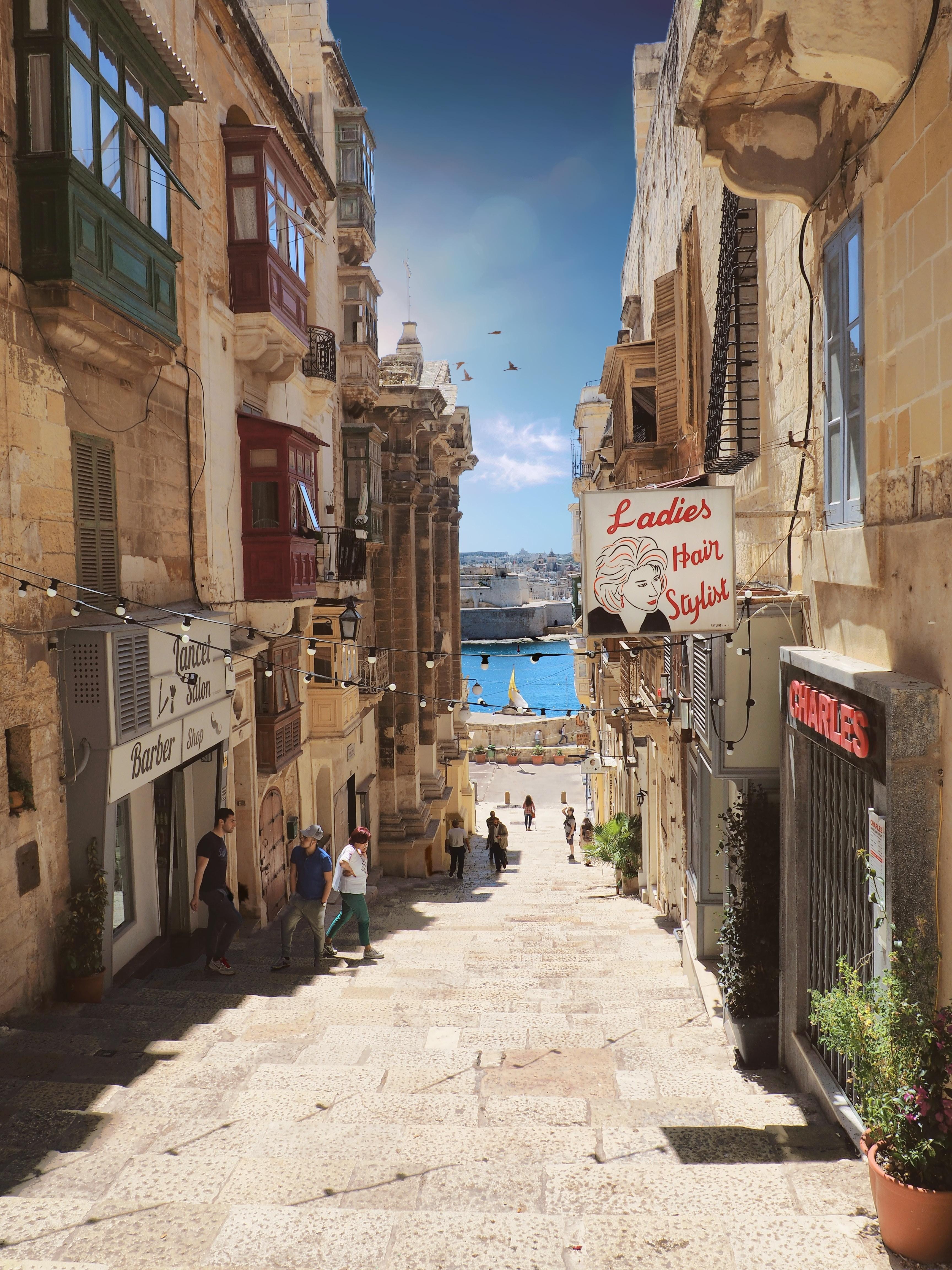 Valletta Capital City Tour Malta