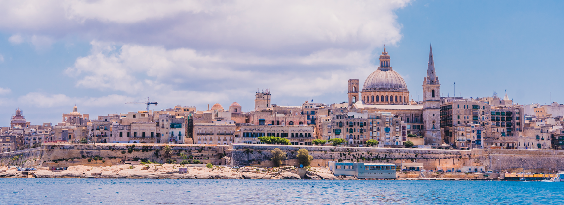 Valletta – Malta's Capital City