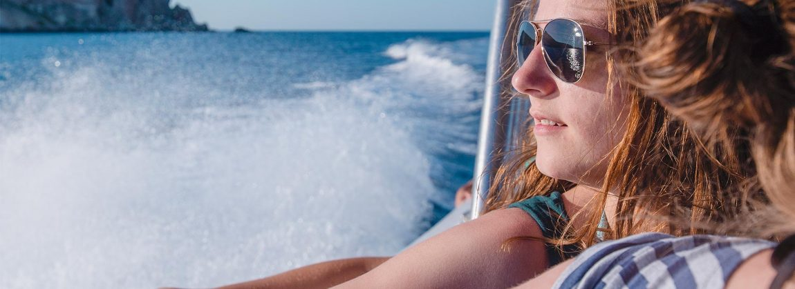 Malta's Comino 'Blue Lagoon' by Speedboat