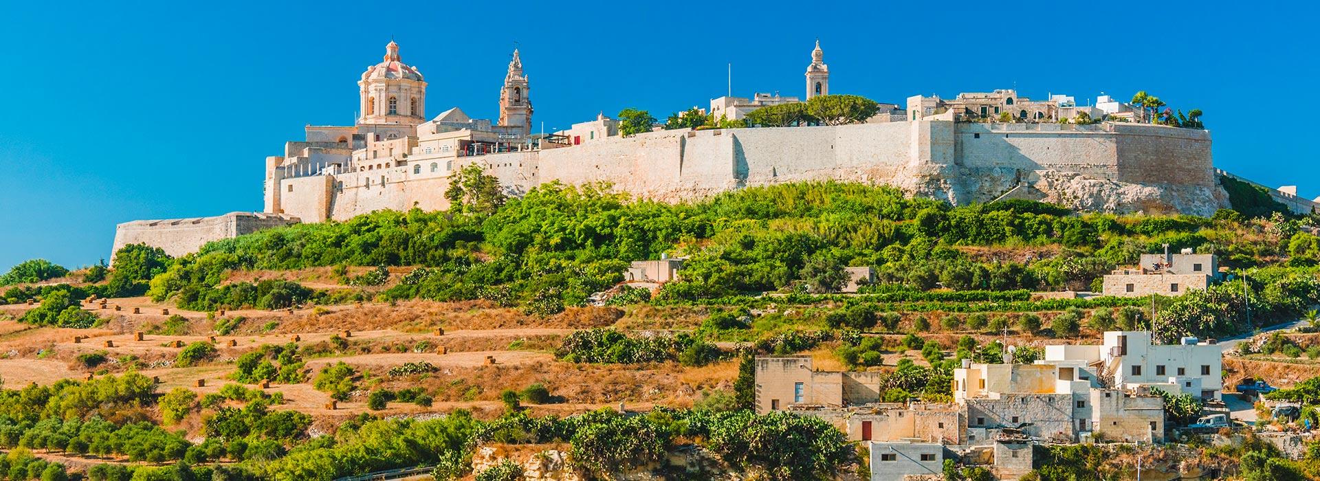 mdina old silent city malta