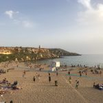 Golden Bay Malta - Malta Beaches