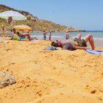 Sandy Beach Golden Bay Best Malta