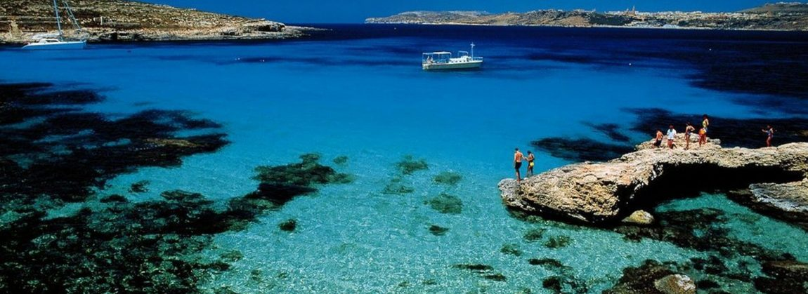 Cruise to Malta's Comino 'Blue Lagoon'