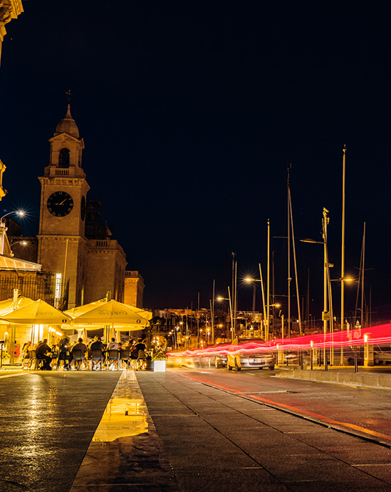 Valletta Ghost Tour Valletta Vittoriosa