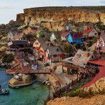 Popeye Village - Round Malta Tour