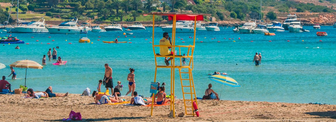 Mellieha Bay Sandy Beach