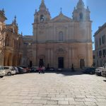 Churches in Malta - Mdina Cathedral