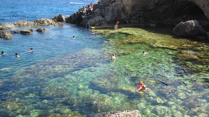 discover malta things to do rocky beach
