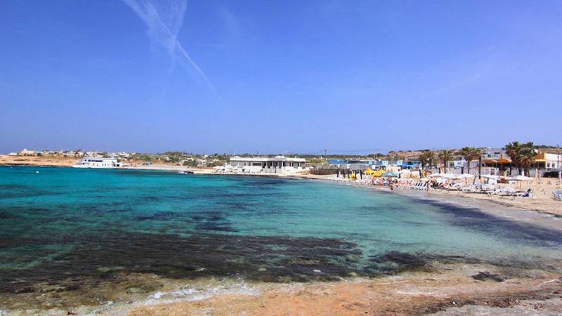 malta fun things to do beach bay