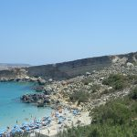 malta beach bay and family activities