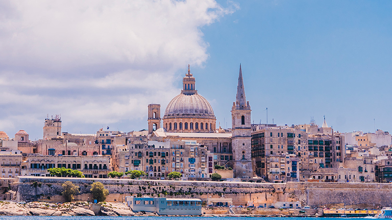 malta capital city valletta