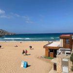 Riviera Ghajn Tuffieha Bay Malta - Top Beaches in Malta