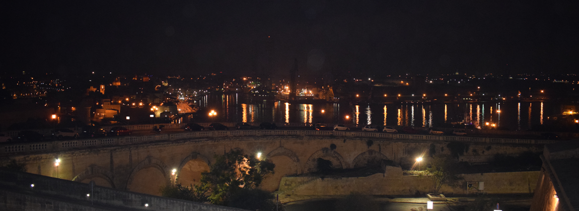 Valletta by Night Tour