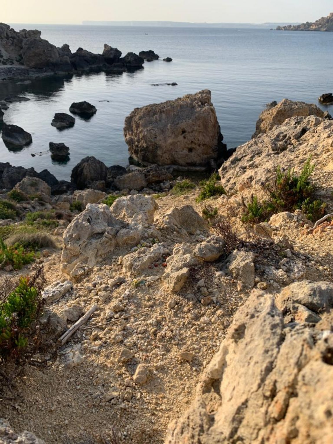 One of many Hidden Rocky Beaches