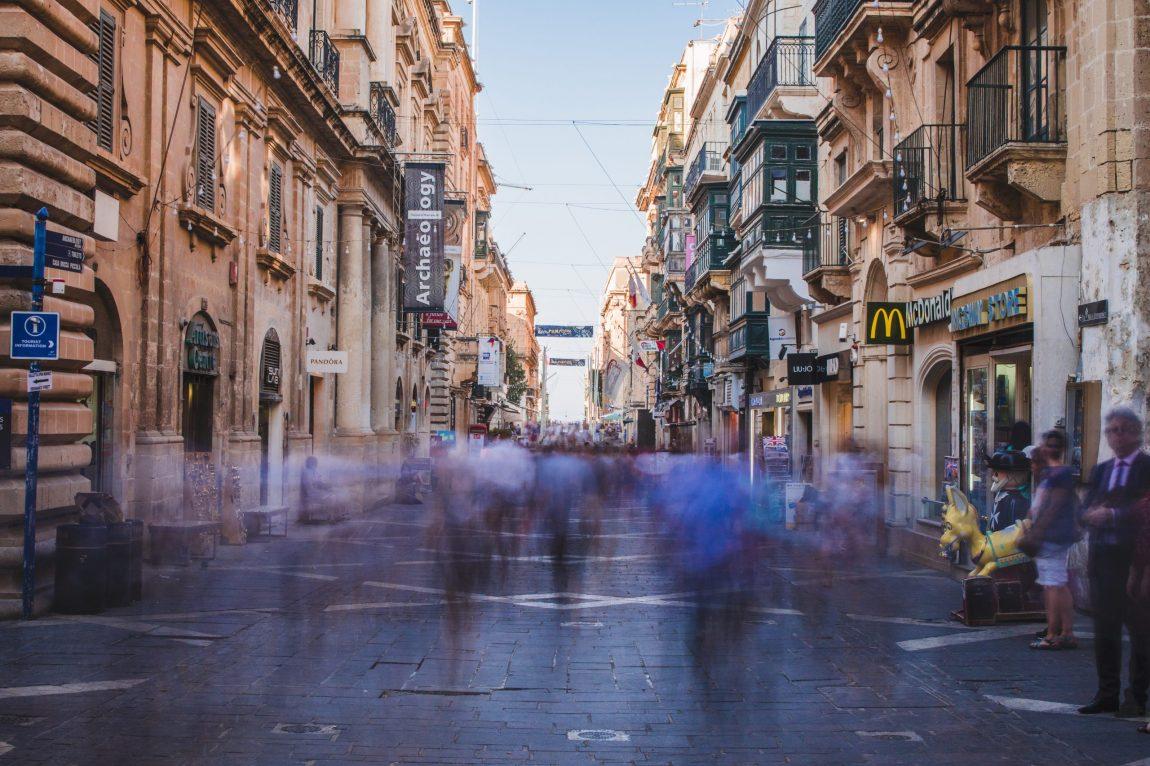 Republic Street Valletta